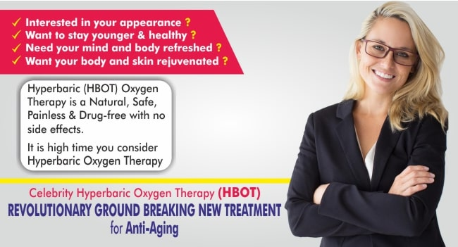 HBOT Therapy in Bangalore
